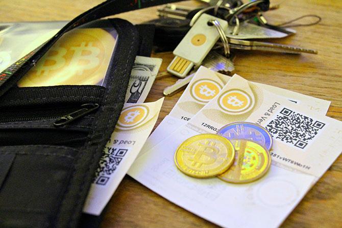 Bitcoin-Monoprix