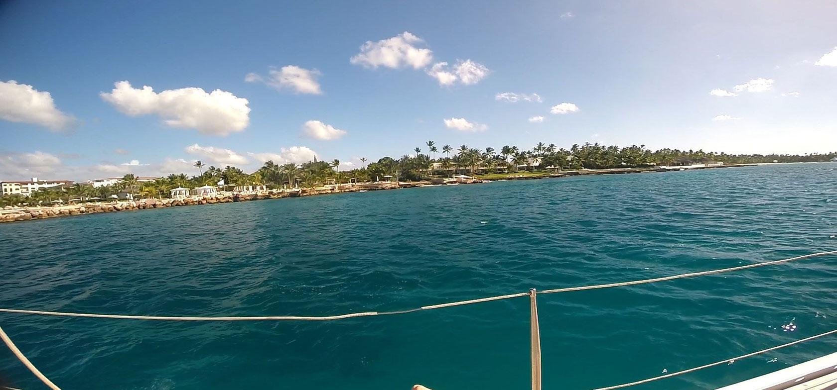 Зимние каникулы в Доминикане: как это было