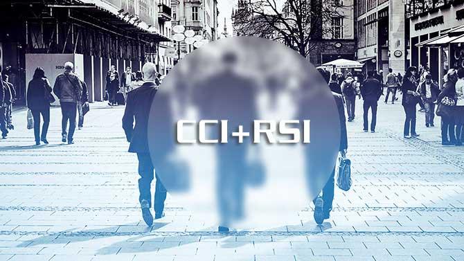 Обзор торговой стратегии на индикаторах CCI и RSI