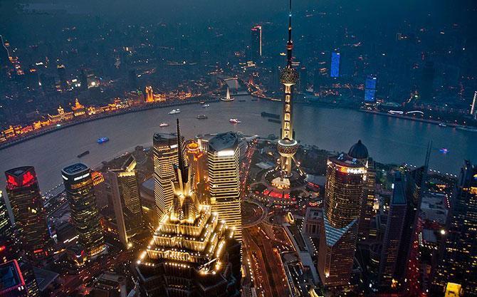Индекс китайского фондового рынка Shanghai Composite: онлайн котировки и аналитика