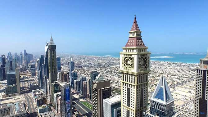 Летний отпуск в ОАЭ 2016: как это было