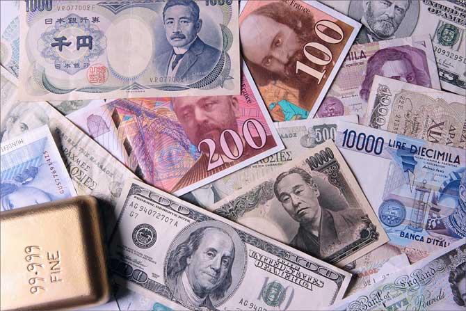 Что такое мировые резервные валюты, какие они бывают и с чем их едят