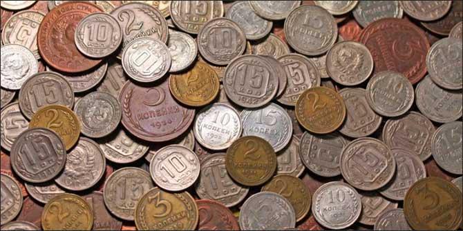 Куда можно выгодно сдать старые монеты СССР за деньги?