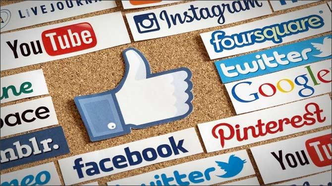 Запуск официальных групп в Вконтакте, Facebook и Twitter