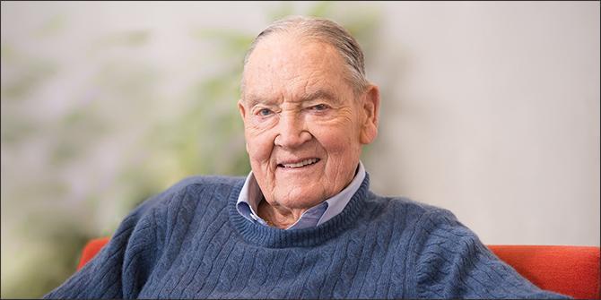Джон Богл — краткая биография и книги человека, который придумал индексные фонды
