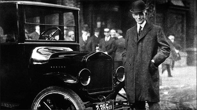 Биография короля автомобилестроения Генри Форда