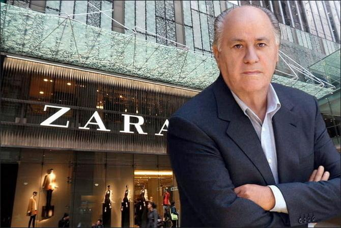 Биография Амансио Ортеги: как нищий испанец стал самым богатым человеком в мире?